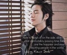 Quotes of Jang Keun Suk
