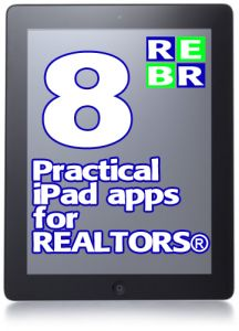 8 starter iPad apps for real estate