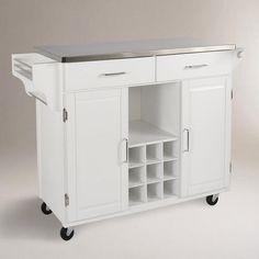 Hanna Kitchen Storage Cart
