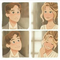 Hair highlights, color palette, and capturing her pose Amazing! Hair highlights, color palette, and capturing her pose Character Inspiration, Character Art, Character Design, Fan Art, Pride And Prejudice 2005, Jane Austen Books, Illustration, Classic Literature, Period Dramas