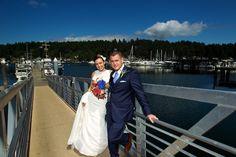 Wedding-Gig Harbor/ Katie & Jake