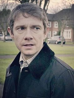 Yes, one of my favourite Martin's facial expressions.