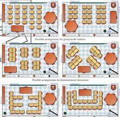 desk seating plans