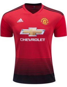 364e91afc Jersey Manchester United Home 2018-2019 Terbaru