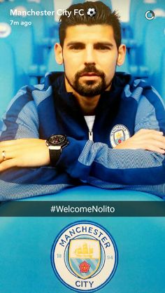 Man City new signing