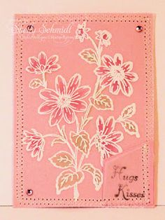 SweetSTamps Challenge 2/5/13 Think Pink; DT Shelly-ATC