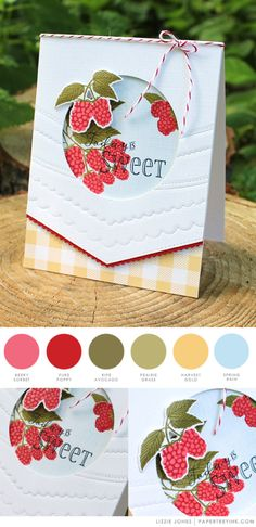 Today Is Sweet by Lizzie Jones for Papertrey Ink