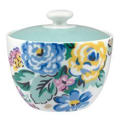Highgate Rose Sugar Bowl   Crockery   CathKidston