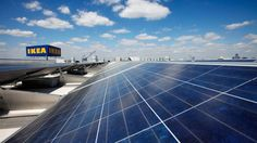 Ikea se lanza a la venta de paneles solares para particulares. Reino Unido venden ya el panel solar barato y listo para instalar  #ikea #ambiente #paneles #renovables #ambiente