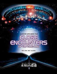 このページをぜひご覧ください。 Close Encounters, Steven Spielberg, Third, Film, Movies, Movie Posters, Movie, Films, Film Stock