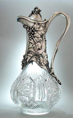 Beautiful vintage German pitcher/jug