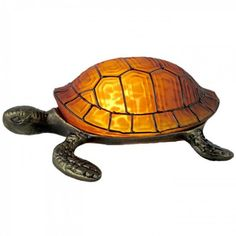 Special Offers - Pretty Amber Glass Turtle W/black Table Lamp- 4495 - In stock & Free Shipping. You can save more money! Check It (April 03 2016 at 05:47PM) >> http://tablelampusa.net/pretty-amber-glass-turtle-wblack-table-lamp-4495/