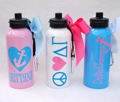 DG sports water bottles