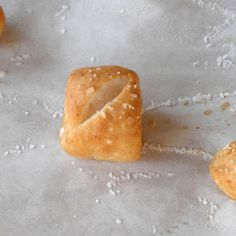 Food Pusher: Gluten, Dairy, and Egg Free Soft Pretzel Nuggets