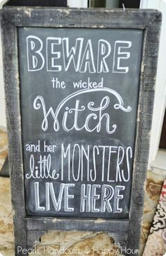 so many great halloween decorating ideas on this site