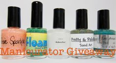 Manicurator GIVEAWAY from 10/18/12 - 11/1/12