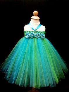 Tutu Dress Infant Tutu Tutu Girls Tutu Birthday by houseoftutus, $39.00