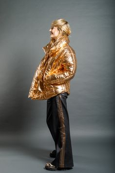 Dip Dye, Fall Winter, Copper, Fabric, Red, Jackets, Clothes, Collection, Design