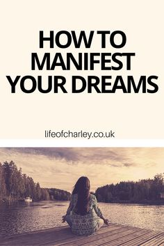 Today I'm sharing how to manifest ANYTHING. Want money fast? Your soulmate? A house? These law of attraction tips will be life changing! Your Best Life Now, Life Is Good, Law Of Attraction Tips, Money Fast, How To Manifest, Growth Mindset, Life Changing, Dream Life, Personal Development