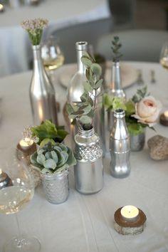 Декорирование бутылок своими руками (декупаж бутылок) | Как украсить бутылку своими руками на свадьбу