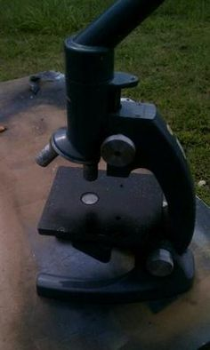Bausch and Lomb Microscope For Sale On eBay