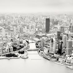 Shanghai Black/White Photography by Martin Stavars (18 Pictures)