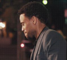 Seriously, bless you. | Michael Ealy Is God's Greatest Gift To Humankind
