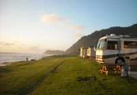 Oregon - Sea Perch RV Park - RIGHT on the ocean! My favorite place to camp!