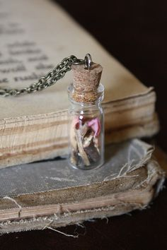 Witch's Remedy Charm Necklace