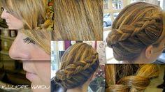 Greek hairdressing: hair by Kalliope Veniou