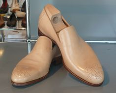 saint crispin loafer - Google Search