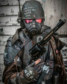 Fallout New VegasYou can find Fallout new vegas and more on our website.Fallout New Vegas Fallout Art, Fallout Concept Art, Fallout Weapons, Fallout Cosplay, Fallout Costume, Bioshock Cosplay, Ncr Ranger, Fallout Wallpaper, Mugiwara No Luffy