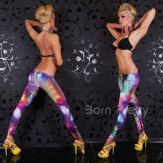 Colorful leggings at Affordable prices.