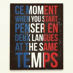 En fait, vous ne savez plus comment speaker le bon language. | 21 signes qui prouvent que vous parlez trop franglais