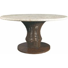 "Vista Dining Table with ""Mosiac Waves"" Stone Top Retail  $3399 Our Price   $1299"
