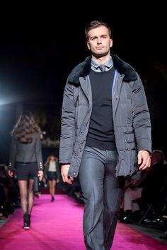 Faça frente ao frio! #Moda #Homem #Desfile #Festa #Inverno #ElCorteInglés