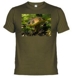 Camiseta La casa de David el gnomo