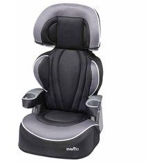 Evenflo Big Kid LX High Back Booster Car Seat, Tuxedo Sale