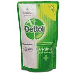 Dettol Original Reffil 185ml Buy Online at lowest price in India: BigChemist.com