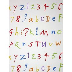 Buy Osborne & Little By Quentin Blake's ABC Wallpaper Online at johnlewis.com