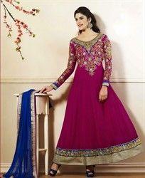 Buy Divine Biege Wedding Salwar Kameez [APRE6404] at $73.50