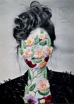 Art Meet Fashion: Jose Romussi http://www.yenmag.net/beauty-fashion/fashion/art-meet-fashion-jose-romussi/