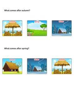 Seasons Worksheet 15 - science Worksheets - kindergarten Worksheets