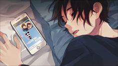 僕が名前を呼ぶ日 Anime Amor, Manga Anime, Manga Boy, Koi, Happy Tree Friends, Vocaloid, Me Me Me Anime, Anime Guys, Anime Couples