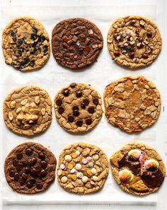 Chocolate Chips, Chocolate Chip Cookies, Swedish Cookies, Grandma Cookies, Cookie Box, No Bake Cake, Biscotti, Nom Nom, Cake Recipes