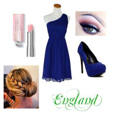 """""""England Date Night"""" by kreepykitten ❤ liked on Polyvore featuring J.Crew and ALDO"""