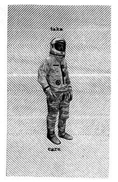 Spaceman - Tener Cuidado folleto