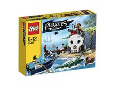 LEGO Pirates Treasure Island (70411)
