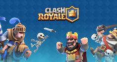 Mon avancée sur Clash Royale