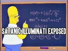 Simpsons's CERN Illuminati Mathematical Predictive Programming EXPOSED: http://youtu.be/Y3sEWt5sAOI